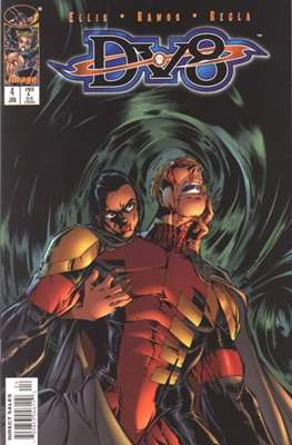 Dv8 (Comic Book) #4