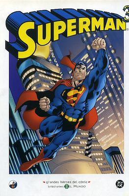Grandes héroes del cómic (Rústica) #13