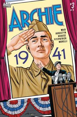 Archie: 1941 (Comic Book) #3