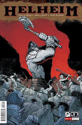 HelHeim (Comic book) #2