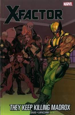 X-Factor Vol 3 (Hardcover) #15