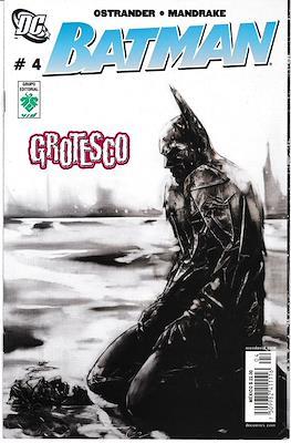 Batman (2009-2011) (Grapa) #4