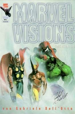 Marvel Visions - Comic Action 2000