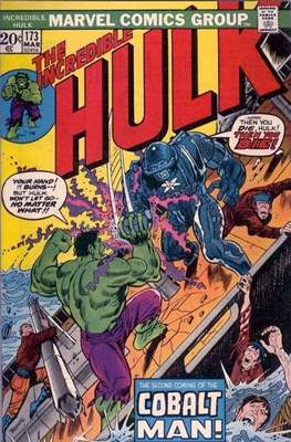 The Incredible Hulk Vol.1 (Saddle-stitched. 1962-1999) #173