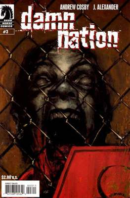Damn Nation (Comic book) #3