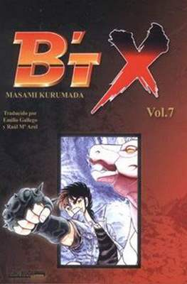 B't X (Rústica con sobrecubierta) #7