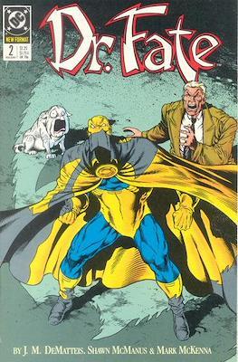 Doctor Fate Vol 2 (1988-1992) #2