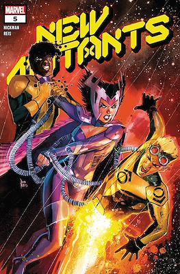 New Mutants Vol. 4 (2019-) (Comic Book) #5