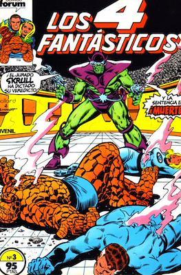 Los 4 Fantásticos Vol. 1 (1983-1994) #3