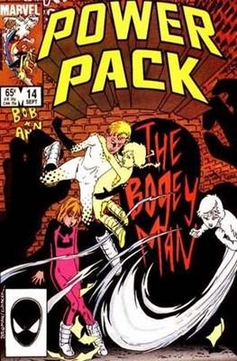 Power Pack (1984-1991; 2017) (Grapa) #14