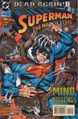 Superman: The Man of Steel (Comic book) #40