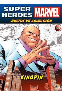 Super Héroes Marvel. Bustos de Colección (Grapa) #58