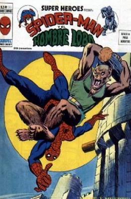 Super Héroes Vol. 2 #33