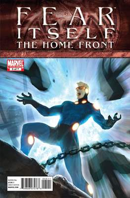 Fear Itself: The Home Front (Comic-Book) #5