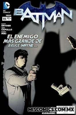 Batman (2012-2017) (Grapa) #19