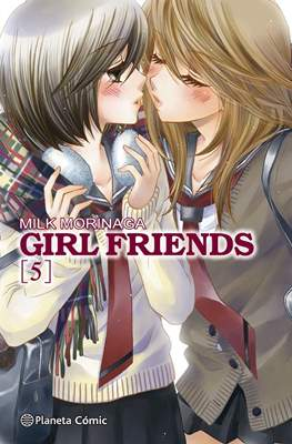 Girl Friends (Rústica con sobrecubierta) #5