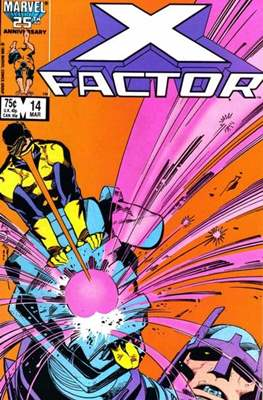 X-Factor Vol. 1 (1986-1998) (Comic Book) #14