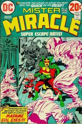 Mister Miracle (Vol. 1 1971-1978) (Comic Book) #14