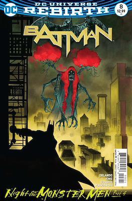 Batman Vol. 3 (2016- Variant Covers) (Comic Book) #8.1
