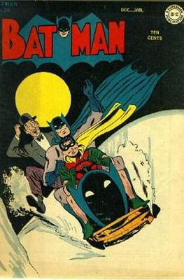 Batman Vol. 1 (1940-2011) (Comic Book) #26