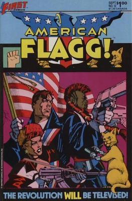 American Flagg! (Comic book) #12