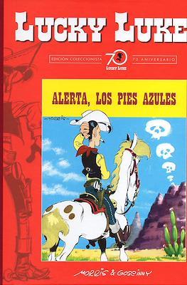 Lucky Luke. Edición coleccionista 70 aniversario (Cartoné con lomo de tela, 56 páginas) #38