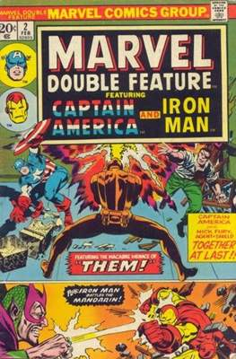 Marvel Double Feature Vol 1 (Grapa, 32 págs. (1973-1977)) #2