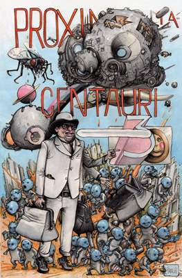 Proxima Centauri (Comic Book) #3
