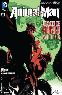 Animal Man Vol. 2 (2011-2014) (Comic Book) #28