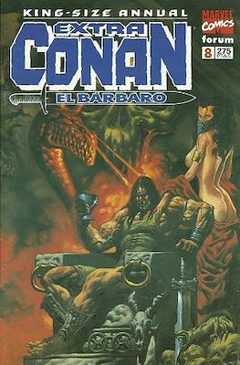 Extra Conan. El bárbaro (Grapa 40 pp) #8