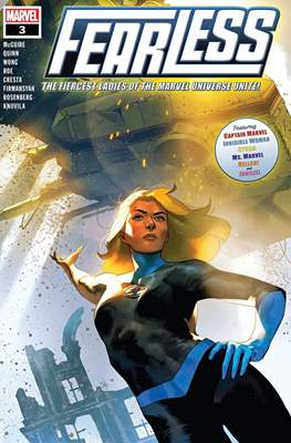 Fearless (2019-) (Comic Book) #3