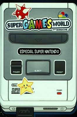 Super Games World: Especial Super Nintendo