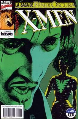 Classic X-Men Vol. 1 (1988-1992) (Grapa 32 pp) #40