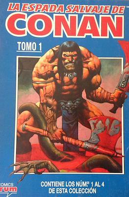 La Espada Salvaje de Conan Vol.3 (Retapado) #1