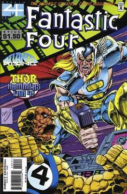 Fantastic Four Vol. 1 (1961-1996) (saddle-stitched) #402