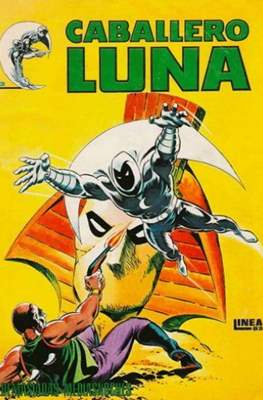 Caballero Luna (Rústica 40 pp) #3