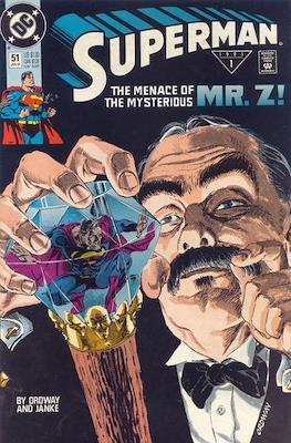 Superman Vol. 2 (1987-2006) (Comic Book) #51