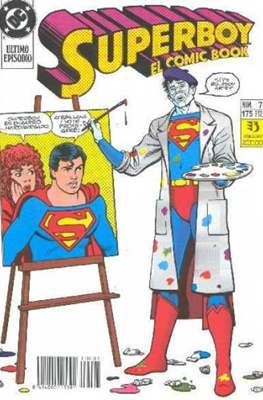 Superboy. El comic book (Grapa) #7