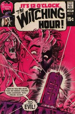 The Witching Hour Vol.1 (Grapa) #12
