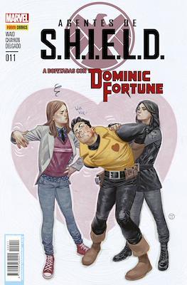 Agentes de S.H.I.E.L.D. (2015-2017) (Grapa 24 pp) #11