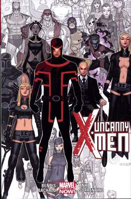 Uncanny X-Men (Vol. 3 2013-2015) (Hardcover 384-488 pp) #2