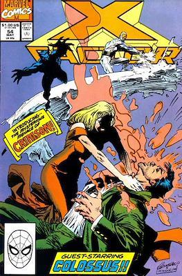X-Factor Vol. 1 (1986-1998) #54