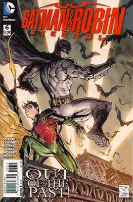 Batman and Robin Eternal (2015-2016) (Saddle-stitched) #6