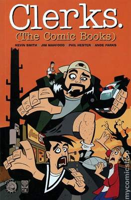 Clerks. (The Comic Books)