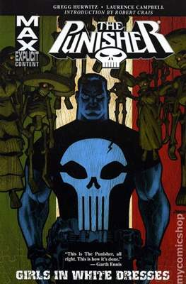 The Punisher Vol. 6 (Softcover 120-144 pp) #11