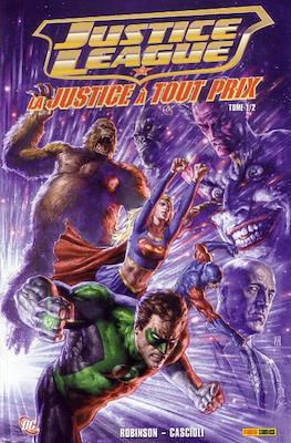Justice League. La justice à tout prix (Broché) #1