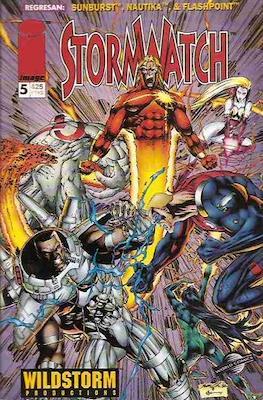 StormWatch (Rústica 48-96 pp) #5