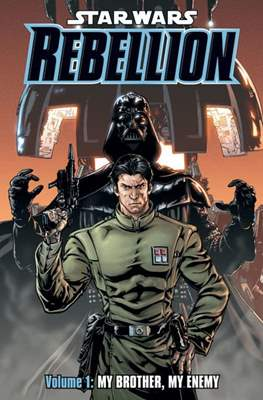 Star Wars Rebellion (Softcover 128-96 pp) #1