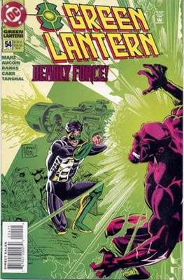 Green Lantern Vol. 2 (1990-2004) (Comic-Book) #54