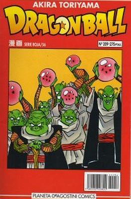 Dragon Ball - Serie Roja (Tapa blanda.) #209